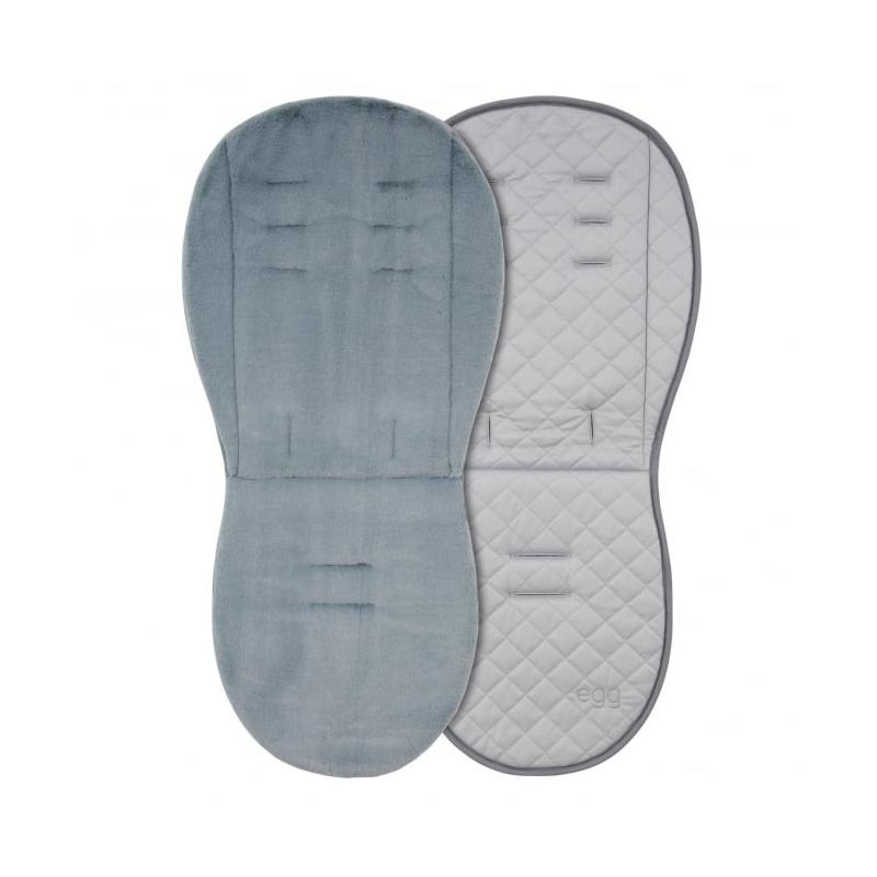 egg® Luxury Fleece Seat Liner-Grey