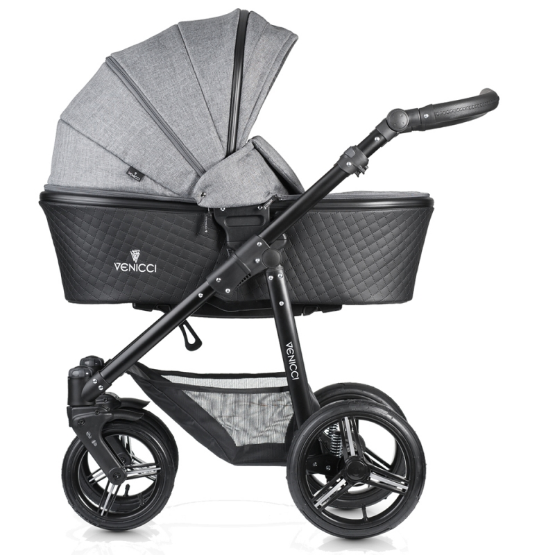 Venicci Shadow 2in1 Pushchair-Denim Grey (New 2017)