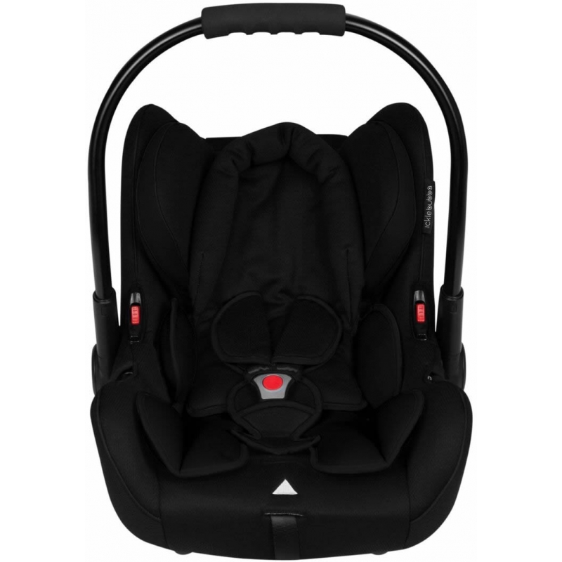 Ickle Bubba Galaxy Group 0+ Car Seat With Isofix Base