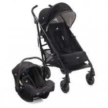 Joie Brisk Travel System-Universal Black (New)