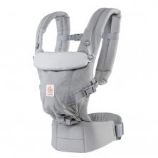 Ergobaby Original Adapt Baby Carrier-Pearl Grey