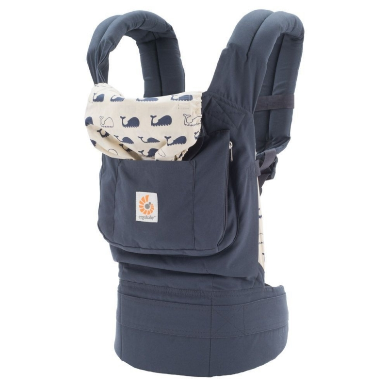 Ergobaby Original Carrier-Galaxy Grey