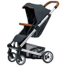 Mutsy Nexo Grey Melange Stroller