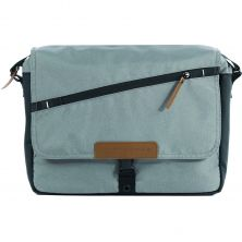 Mutsy Evo Urban Nomad Nursery Bag-Light Grey