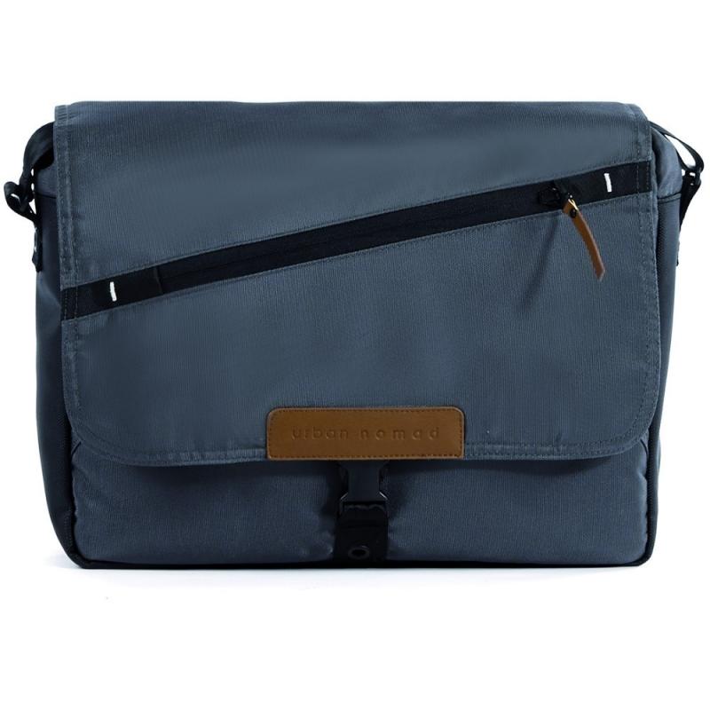 Mutsy Evo Urban Nomad Nursery Bag-Dark Grey (New)