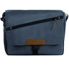 Mutsy Evo Urban Nomad Nursery Bag-Dark Grey