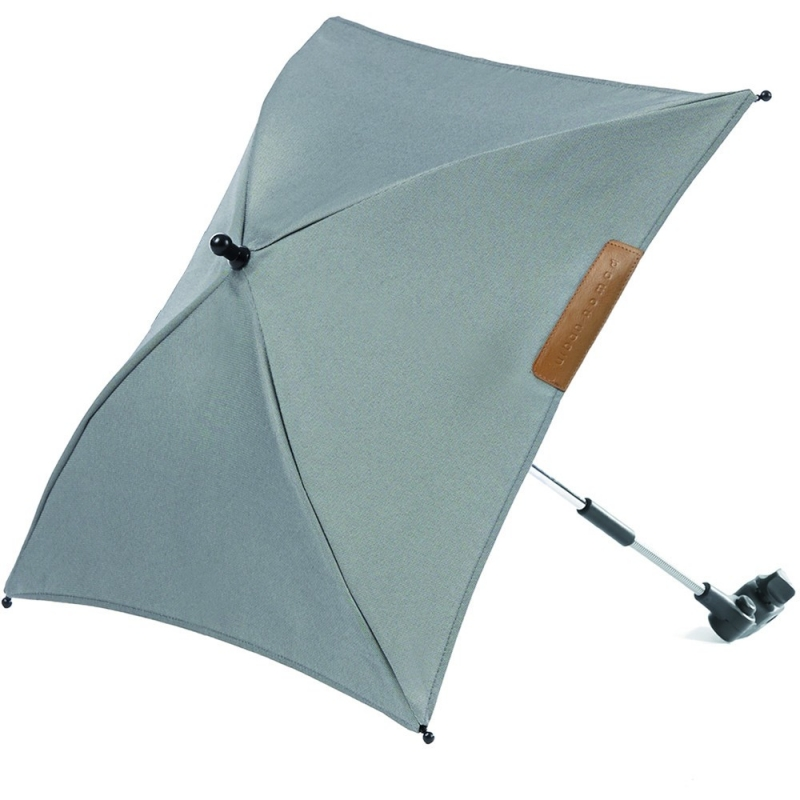 Mutsy Evo Urban Nomad Parasol-Light Grey (New)