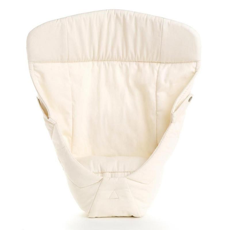 Ergobaby Easy Snug Organic Infant Insert-Natural
