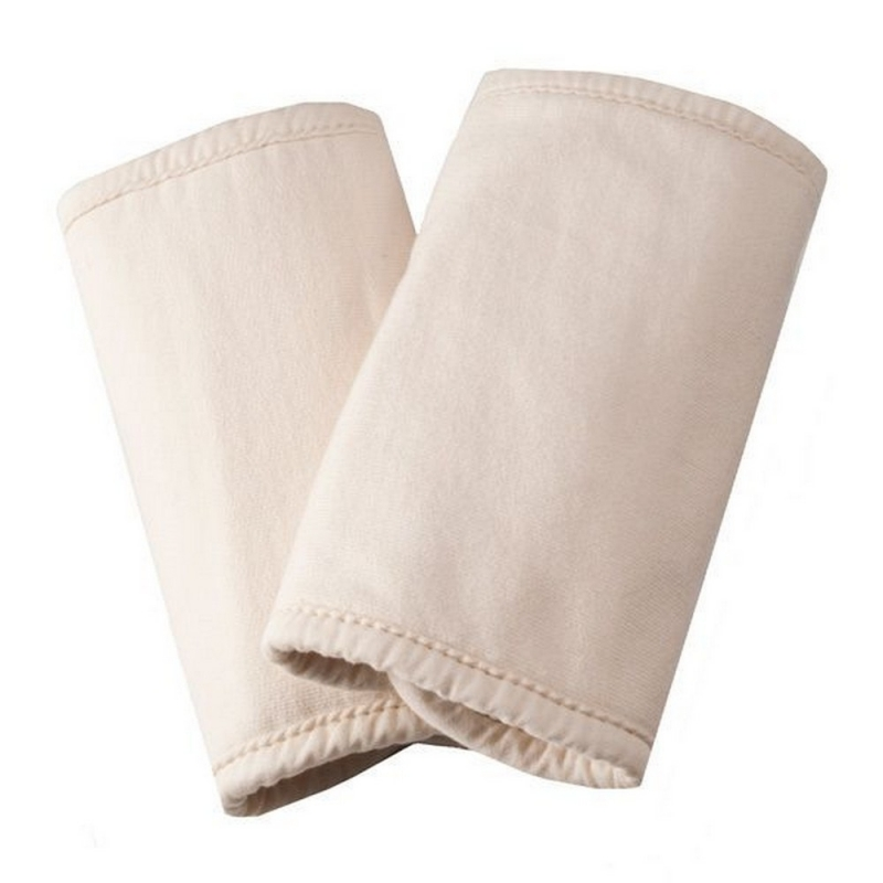 Ergobaby Oragnic Teething Pads-Natural