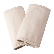 Ergobaby Organic Teething Pads-Natural