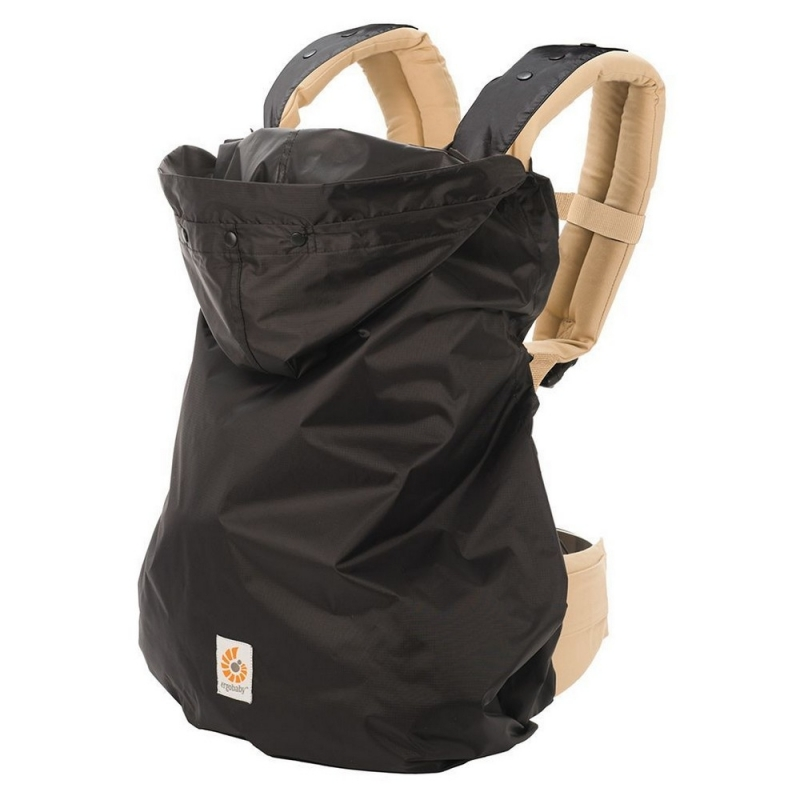 Ergobaby Rain Cover-Black