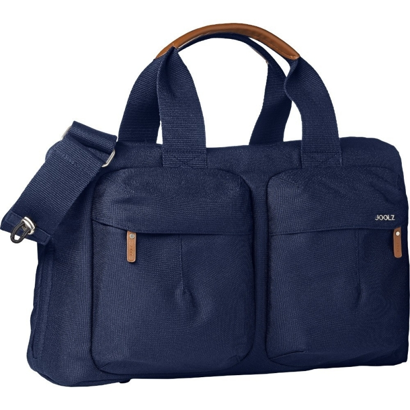 Joolz Uni 2 Earth Nursery Bag-Hippo Grey