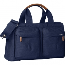 Joolz Uni 2 Earth Nursery Bag-Parrot Blue