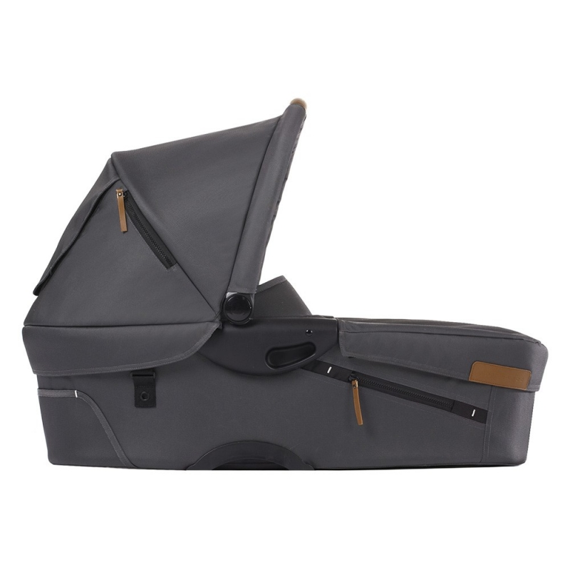 Mutsy Evo Urban Nomad Carrycot-Dark Grey (New)