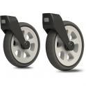 Joolz Day 2 All Terrain Swivel Wheels-Silver