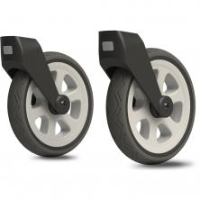Joolz Day 3 All Terrain Swivel Wheels-Silver