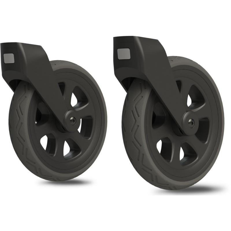 Joolz Day 3 All Terrain Swivel Wheels-Black