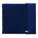 Joolz Essentials Honeycomb Blanket-Blue