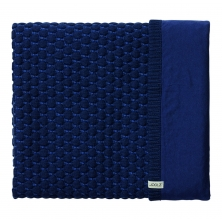 Joolz Essentials Honeycomb Blanket-Blue (2020)