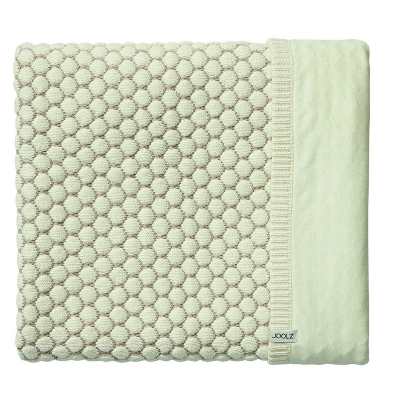 Joolz Essentials Honeycomb Blanket-Off White