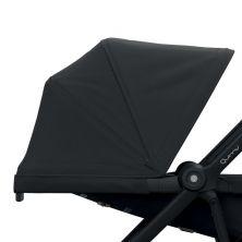 Quinny Zapp Flex/Flex Plus Sun Canopy-Black