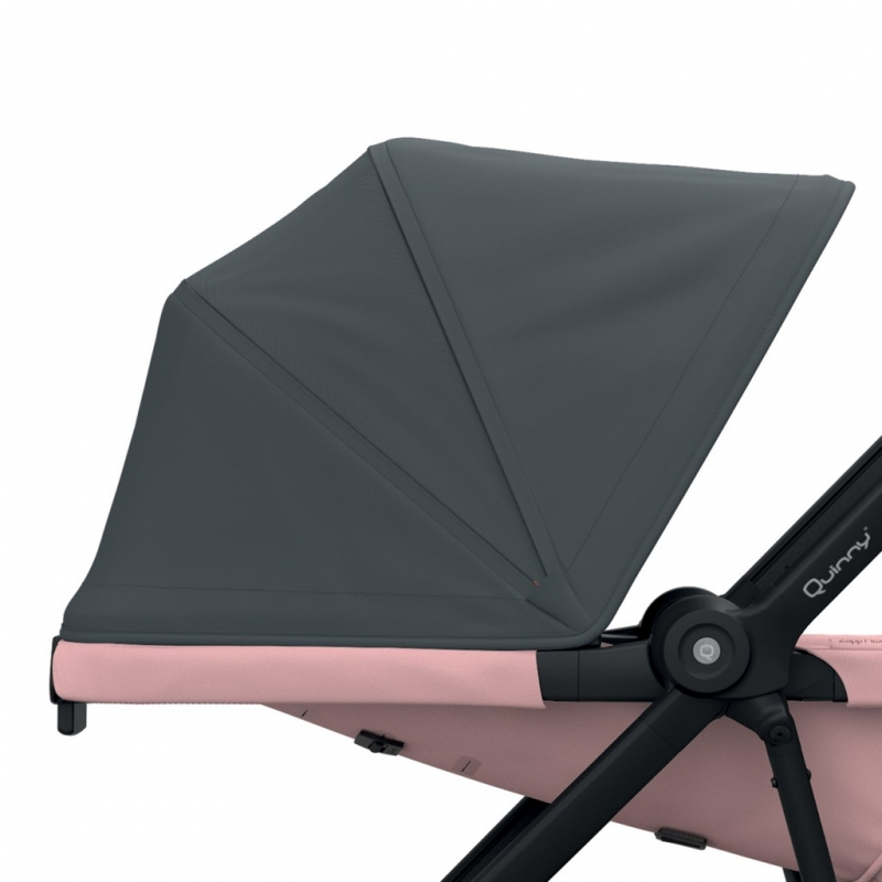 Quinny Zapp Flex/Flex Plus Sun Canopy-Graphite
