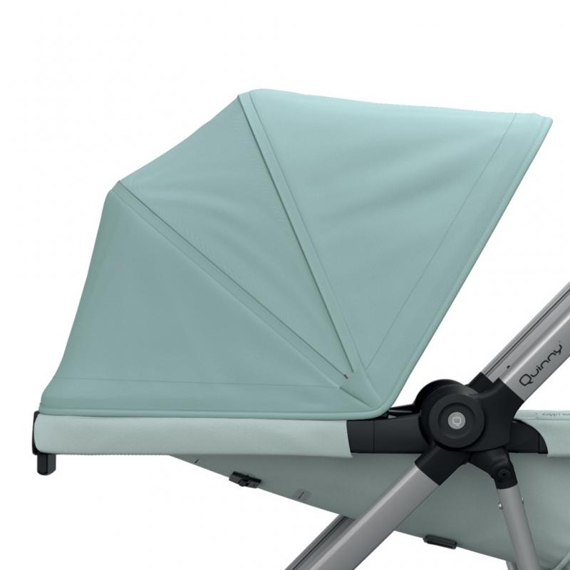Quinny Zapp Flex/Flex Plus Sun Canopy-Frost