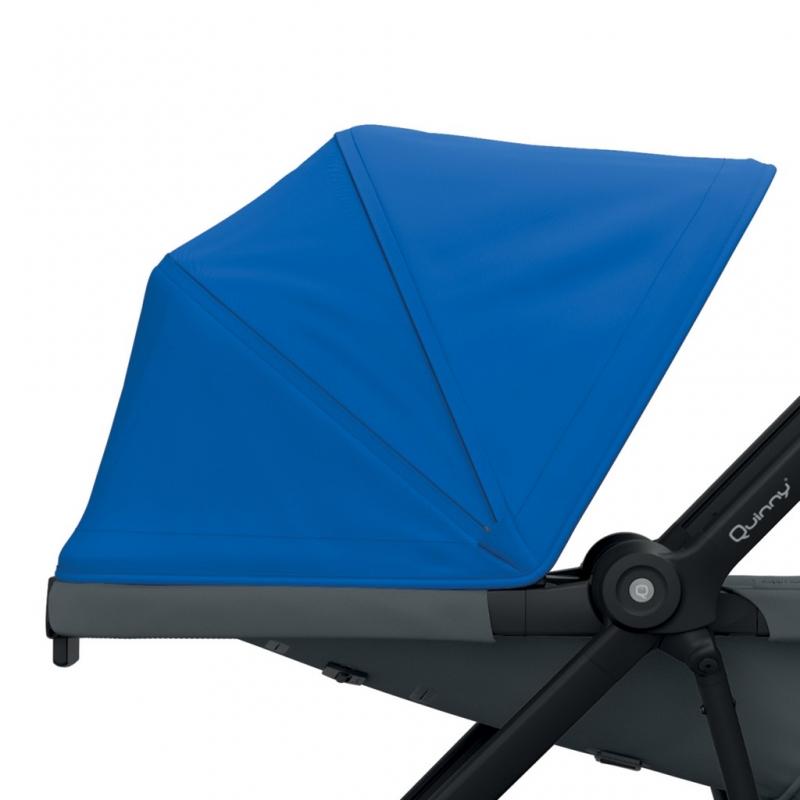 Quinny Zapp Flex/Flex Plus Sun Canopy-Blue