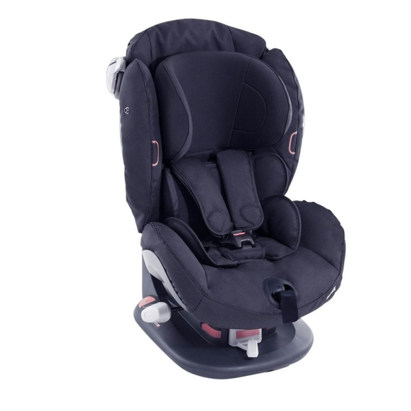 BeSafe iZi Comfort X3 Group 1 Car Seat-Black Cab