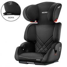 Recaro Milano Seatfix Group 2/3 Car Seat- CARBON BLACK