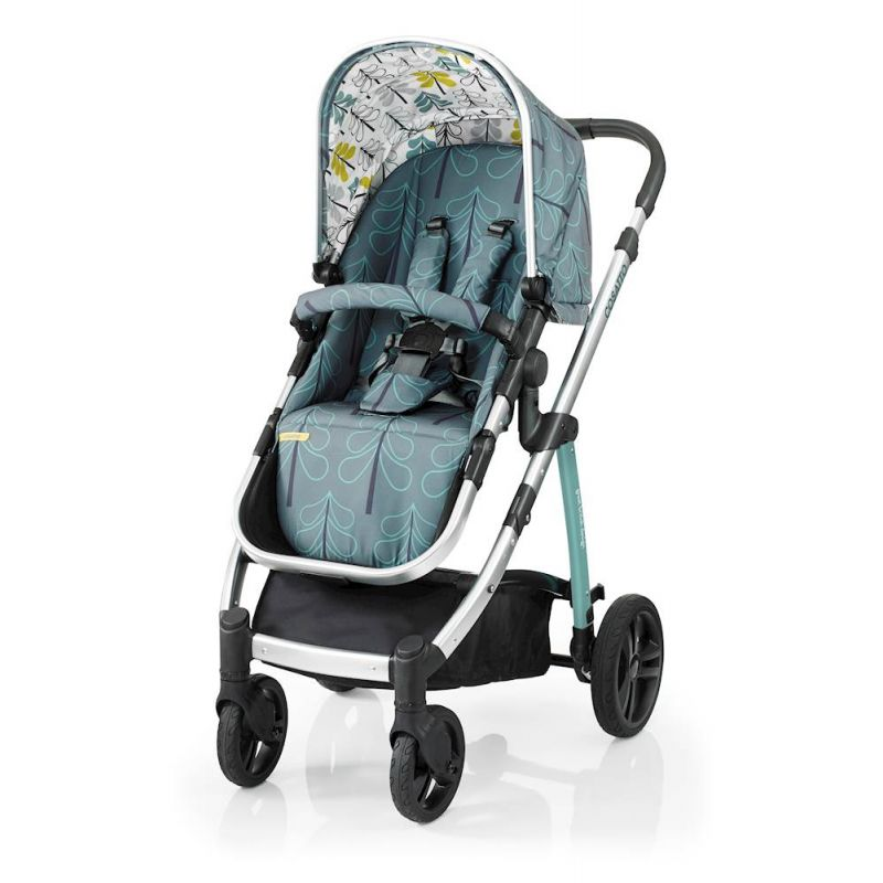 cd3e1cb583cb ... Cosatto Wow 3in1 Travel System with Port Car Seat-Fjord (New) ...