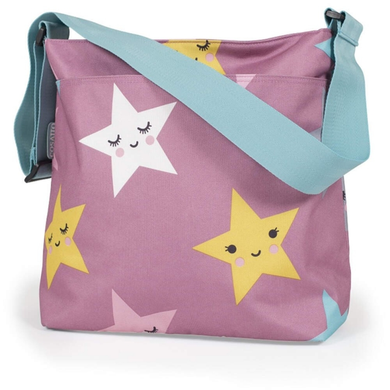 Cosatto Supa Change Bag-Happy Stars (New)