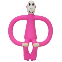 Matchstick Monkey Teething Toy-Pink