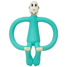 Matchstick Monkey Teething Toy-Green