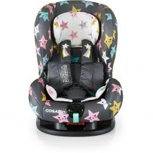 Cosatto Moova 2 (5 Point Plus) Group 1 Car Seat-Happy Hush Stars (New)