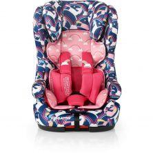 Cosatto Hubbub (5 Point Plus) 1/2/3 ISOFIX Car Seat-Magic Unicorns (New)