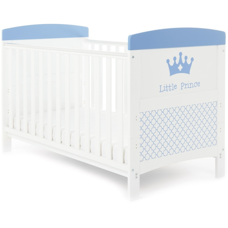 Obaby Grace Inspire Cotbed-Little Prince