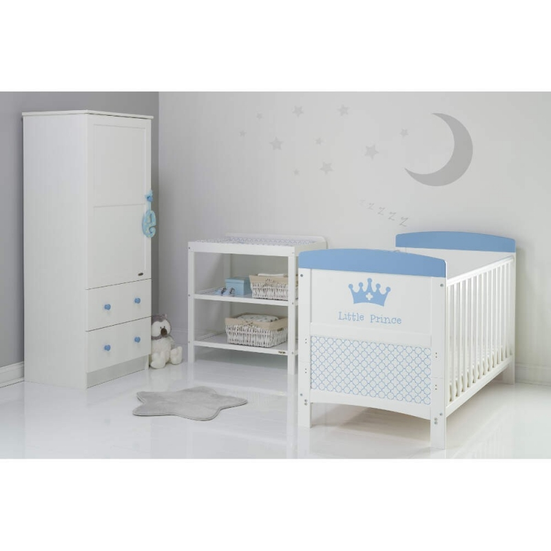 Obaby Grace Grace Inspire 3 Piece Furniture Set-Little Prince