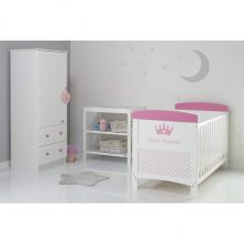 Obaby Grace Grace Inspire 3 Piece Furniture Set-Little Princess