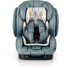 Cosatto Hug (5 Point Plus) 1/2/3 ISOFIX Car Seat-Fjord (New)