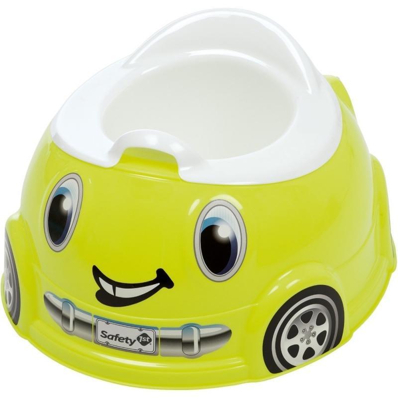 Safety 1st Fast & Finished Potty-Lime (New)