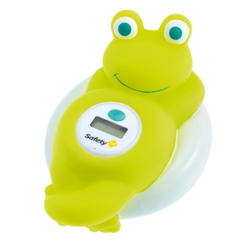 Safety 1st Frog Digital Thermometer (NEW 2019)