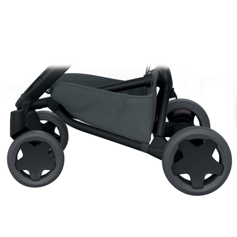 Quinny Zapp X Shopping Basket-Black (New)