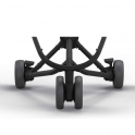 Quinny Zapp X Set 4 Large Wheels-Graphite (New)