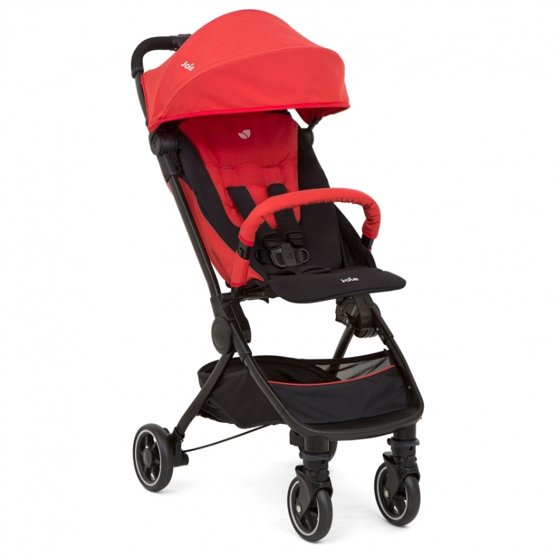 Joie Pact Lite Stroller-Lychee (New 2017)