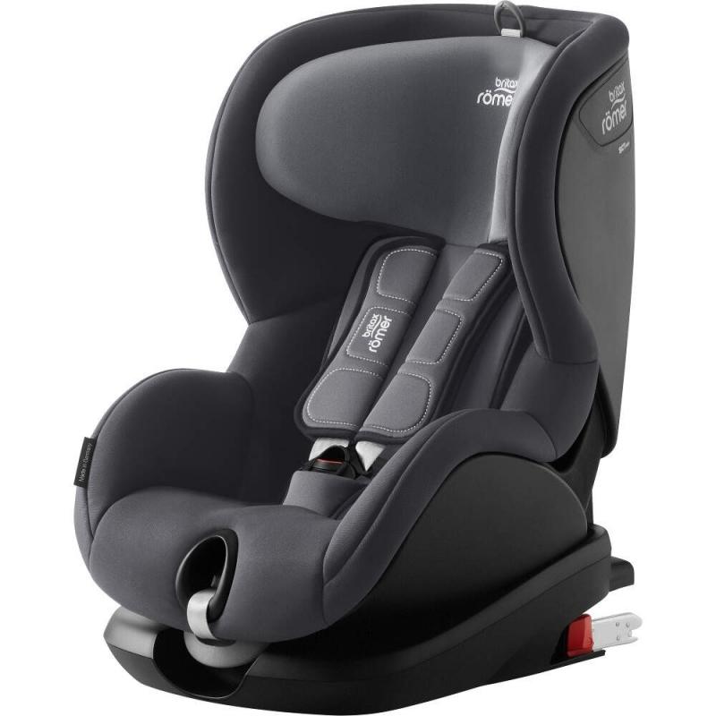 Britax Romer TRIFIX i-SIZE Car Seat-Storm Grey (New 2017)