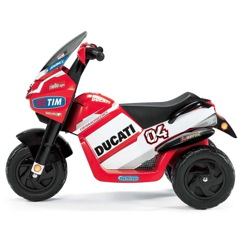 Peg Perego Ducati Desmosedici Motorbike