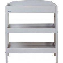 East Coast Clara Open Dresser-Grey