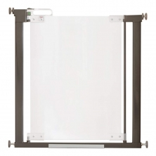 Fred Pressure Fit Clear View Safety Gate