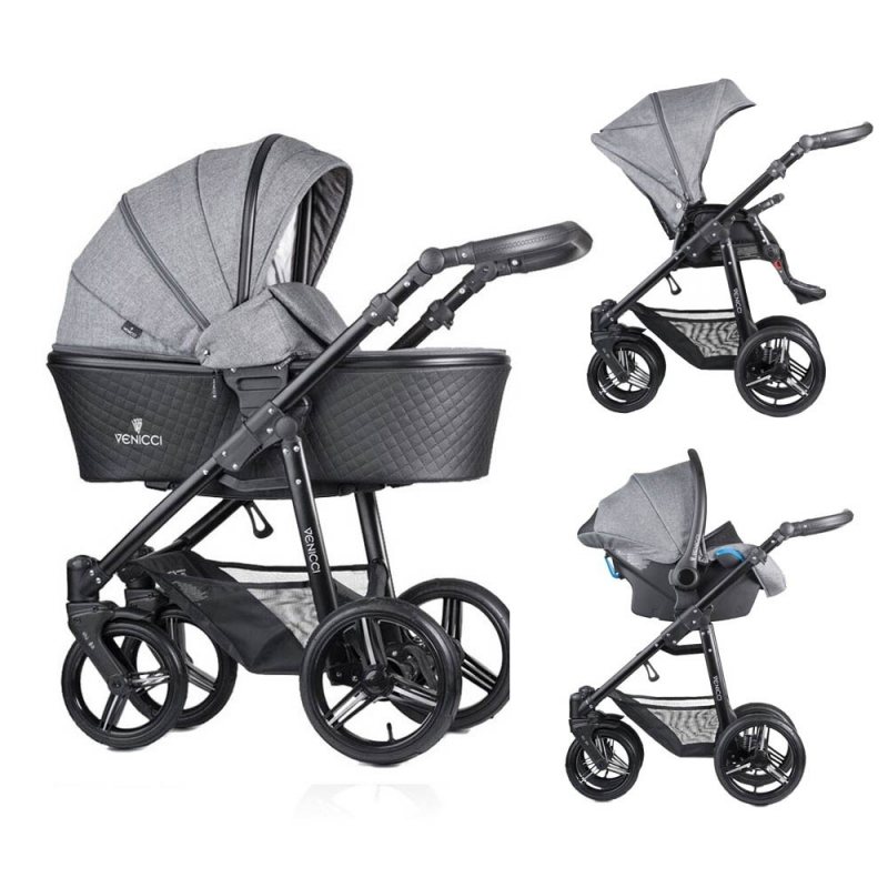 Venicci Shadow 3 in 1 Travel System